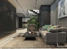 Luxurious Apartment Redefines The Term 'Urban Jungle' images 6