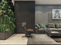 Luxurious Apartment Redefines The Term 'Urban Jungle' images 5