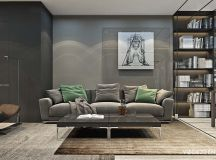 Luxurious Apartment Redefines The Term 'Urban Jungle' images 4