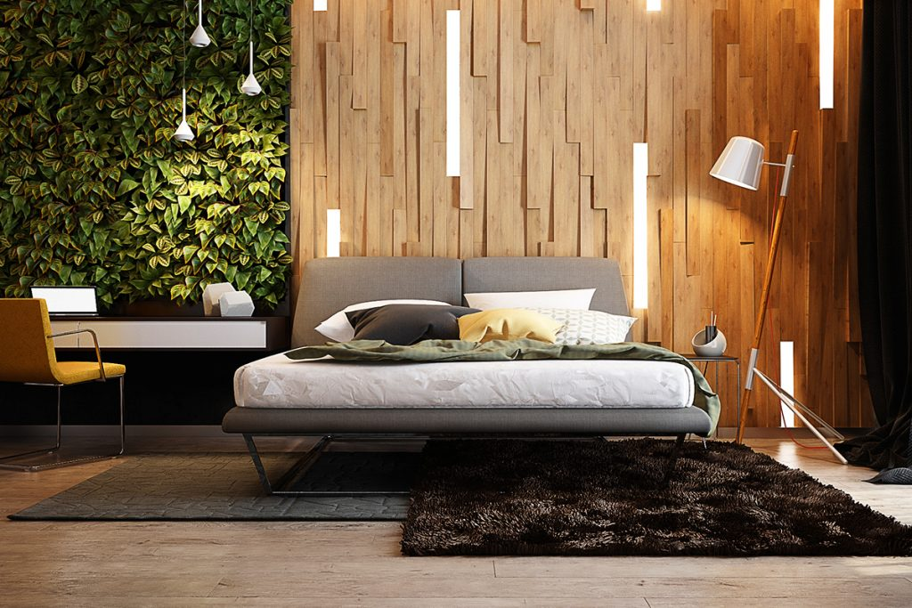 woodwork design for living room decorating ideas with tv wooden wall designs 30 striking bedrooms that use the wood finish artfully