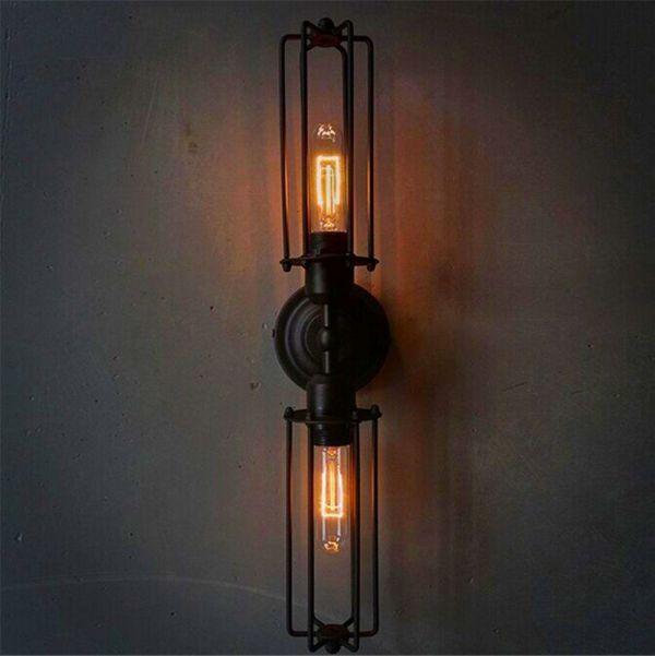 Industrial Style Lighting Fixtures