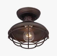 Industrial Style Outdoor Lighting