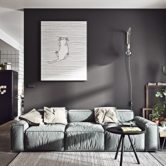 Paint Ideas For Living Room With Black Furniture Latest Colors 30 White Rooms That Work Their Monochrome Magic 6
