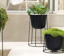 unique-decorative-plant-stands-210x185 Product Of The Week: Beautiful Bent Wood Sculpture Planters Upholstery in Victoria