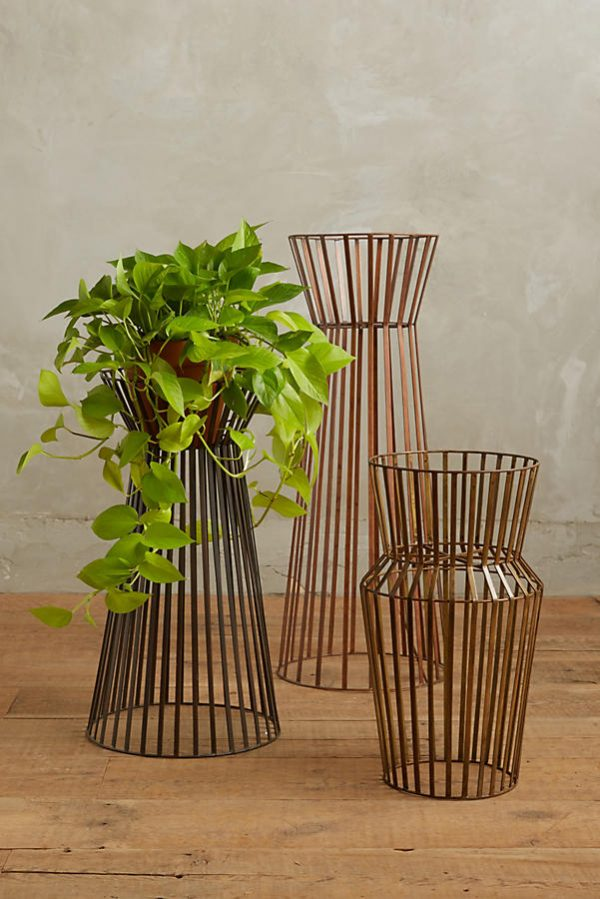 Tall Metal Plant Stand