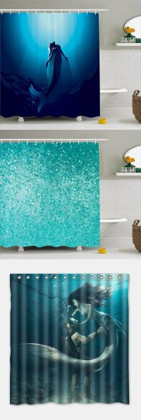 52 Beautiful Mermaid Decor Accessories To Bring The Ocean Home