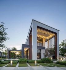 Modern Home Exterior Elevation Design