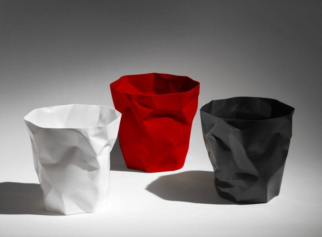 hide kitchen trash can building islands 40 unique cans that solve all your rubbish problems