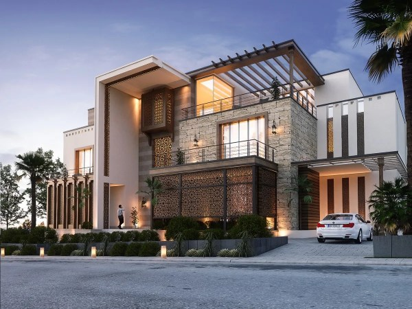 Stunning Modern Home Exterior Design Awesome