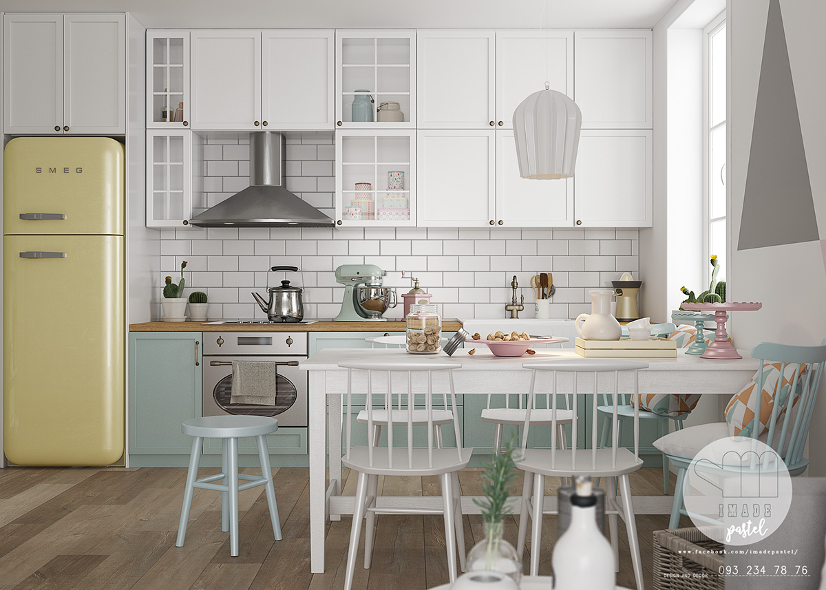 Three Inspirational Scandinavian Interiors Achieving