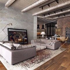 Rustic Industrial Living Room Colour Schemes For Rooms With Grey Sofa Style Design The Essential Guide 11