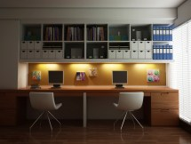 Home Designing 36 Inspirational Office Workspaces