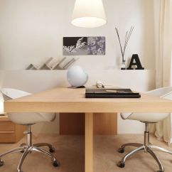 Home Office Desk Chairs Spandex Chair Covers Vancouver 36 Inspirational Workspaces That Feature 2