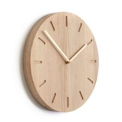 Wooden Kitchen Clock Sink Base Cabinet With Drawers 40 Beautiful Clocks That Make The Where Heart Is Buy It