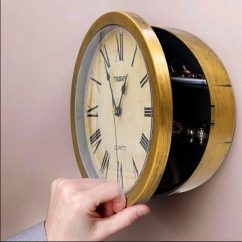 Wooden Kitchen Clock China Dishes 40 Beautiful Clocks That Make The Where Heart Is Buy It