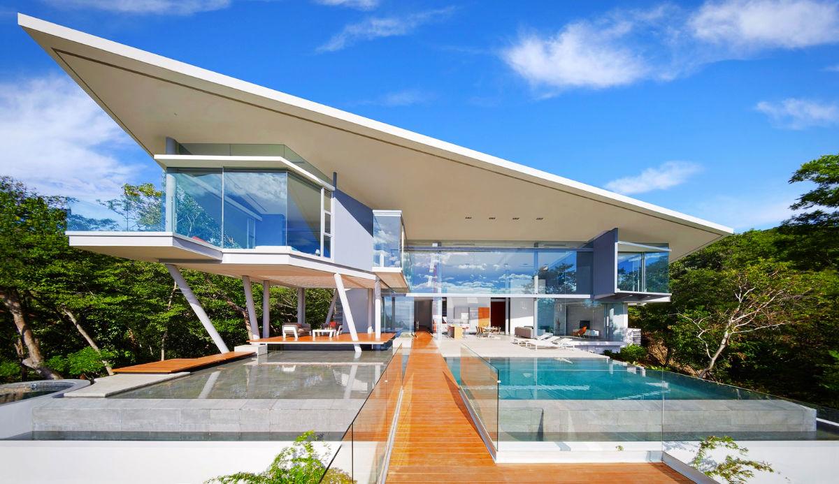Wonderful! The Breathtaking Indios Desnudos Luxury Residence In Costa Rica