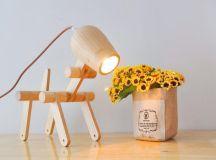 Cool Product Alert: A Dog-Like Desk Lamp