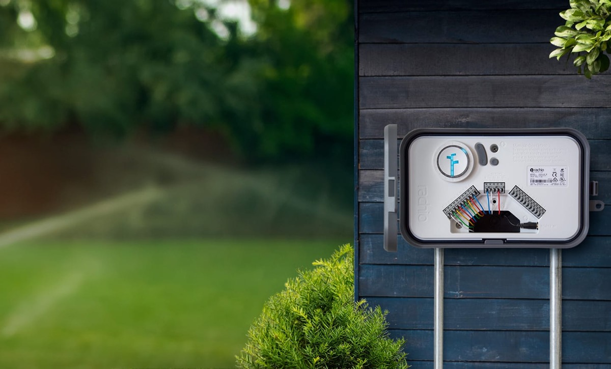 Cool Product Alert A Smart Sprinkler Controller To Water Your Lawn