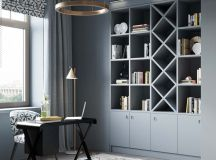 A Luxurious Home Interior with Pretty, Muted Pastel Colors images 11