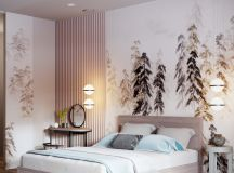 A Luxurious Home Interior with Pretty, Muted Pastel Colors images 15