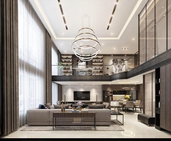 Modern Luxury Homes Interior Design