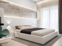 Awesome Accent Wall Ideas Bedroom