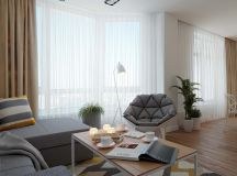 A Cozy Ecostyle Apartment in Lviv images 3