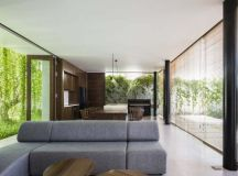 Modern Mexican Build With Tropical Gardens images 25