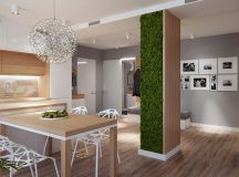 A Cozy Ecostyle Apartment in Lviv images 11