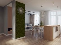 A Cozy Ecostyle Apartment in Lviv images 10