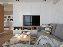 A Cozy Ecostyle Apartment in Lviv images 1