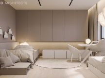 Ritzy UK Home with Glam Metallic Accents images 29