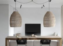 Modern Monochrome Tribal Decor images 4