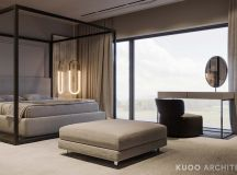 Ritzy UK Home with Glam Metallic Accents images 15