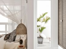 Modern Monochrome Tribal Decor images 37