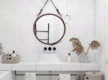 Modern Monochrome Tribal Decor images 14