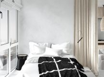 Modern Monochrome Tribal Decor images 10