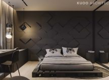 Ritzy UK Home with Glam Metallic Accents images 34