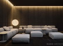 Ritzy UK Home with Glam Metallic Accents images 11