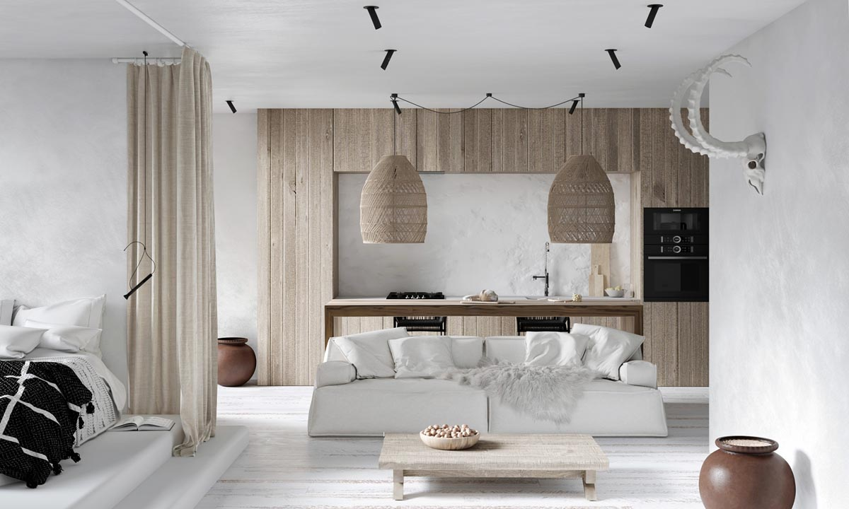 Amazing! Modern Monochrome Tribal Decor