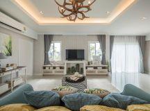 A Sprawling Modern Home in Bangkok images 22