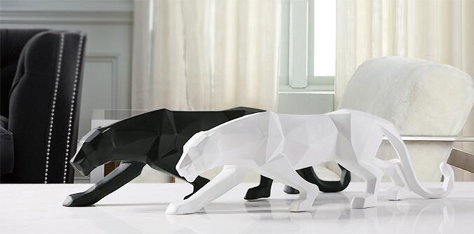50 Awesome Animal Sculptures Amp Figurines For Home Decor