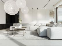 40 Gorgeously Minimalist Living Rooms That Find Substance in Simplicity images 8