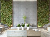 40 Stylish Living Rooms That Use Concrete To Stand Out images 0