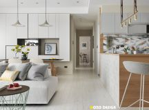 A Bright Home to Give a Family a Taste of the Good Life images 4