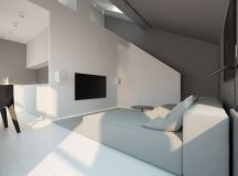 40 Gorgeously Minimalist Living Rooms That Find Substance in Simplicity images 5