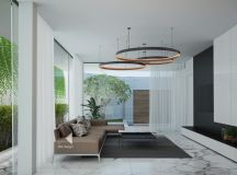 40 Gorgeously Minimalist Living Rooms That Find Substance in Simplicity images 14