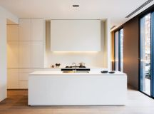 40 Minimalist Kitchens to Get Super Sleek Inspiration images 31