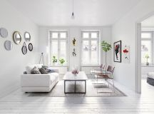 40 Gorgeously Minimalist Living Rooms That Find Substance in Simplicity images 32