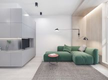 40 Gorgeously Minimalist Living Rooms That Find Substance in Simplicity images 28